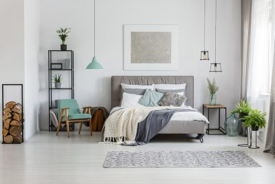 Create the best Bedroom for SLEEP and RELAXATION
